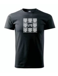 Koszulka Las wycinanki